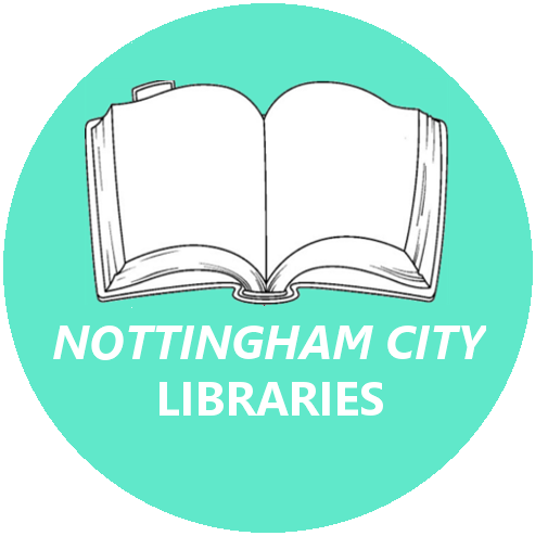 Notts City Libraries logo