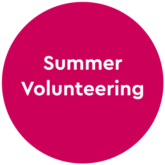 Summer Volunteering